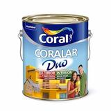 Tinta Coralar Duo Acrílica 3,6 Litros Várias Cores