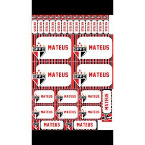 Etiquetas Personalizadas P/ Material Escolar