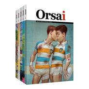 Orsai Nueva Temporada  ¡los Cinco Ejemplares! (2017-2019)