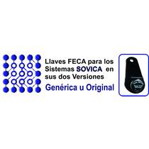 Llave De Contacto Feca-ibutton Para Control De Acceso