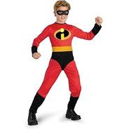 Disfraz The Incredibles Mr Increíble Traje De Niño Estándar