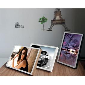 Porta Retrato Quadro Decorativo + Brinde