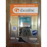 Protector De Voltaje Exceline 220 V Modelo Gsm A/c