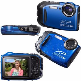 Câmera Fujifilm Xp 70 A Prova D