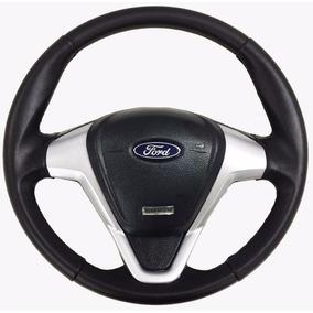 Volante Esportivo Ford Titanium Ecosport Fiesta Ka Prata