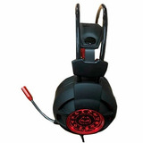 Audifono Headset Gamer Halion Ha-h857 Blazer Rojo