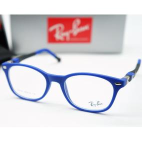 Armacao Ray Ban Preta E Rosa - Óculos no Mercado Livre Brasil 54dc1a2d00