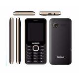 Celular Libre Amgoo Am250 Dual Sim Camara Radio Mp3 Linterna