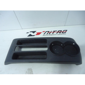 Porta Copos Console Central Polo Sedan Hatch 2010 Original