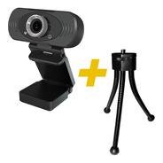 Camara Web Usb 1080p Tripode Conferencias Zoom Skype Meet