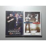 Dvd Henrique E Juliano + Jorge E Mateus = Lacrados