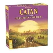 Juego De Mesa - Catan Mercaderes Y Barbaros - Xion Store