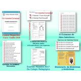 Paquete Exámenes Comipems Ingreso Bachillerato Examen 2019