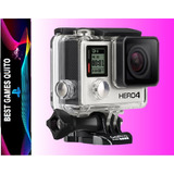 Camara Go Pro Hero 4 Black Wifi Bt - 4k Sumergible Original