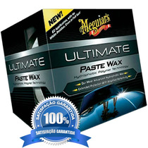 Cera Automotiva Meguiars® 311g | Ultimate Paste Wax | Eua!