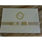 Convites Bodas De Ouro Luxo Lindo