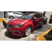Nueva Buick Envision Demo 2016