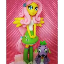 Equestria Girls- My Little Ponny- Souvenirs -adorno De Torta