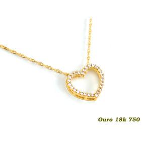 5037e876a25c7 Cordão Ouro 750 1.2mm - Joias e Relógios no Mercado Livre Brasil