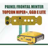 Painel Frontal Topcon Hiper+, Hiper Lite, Hiper Gd, Hiper Ga