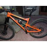 Bicicleta Nicolai Mediana 27.5