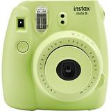 Fujifilm Instax Mini 8cámara Instantánea (margarita Verde)