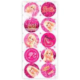 Adesivos Barbie Core C/30un