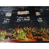 Los Caligaris Cd Dvd Edicion Importada Argentina Con Envio
