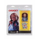 Neca Clothed Retro Style Chucky Good Guys Original En Stock