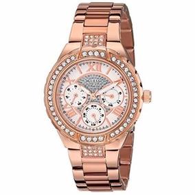 Reloj Guess Gold Gold-rose Multifuction U0111l3 |watchito|