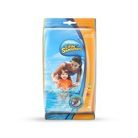 Fraldas Huggies Little Swimmers Para Mar E Piscina M 1un.
