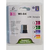 Adaptador Bluetooth V2.0 Usb Wi-04 Ele-gate Envio Gratis
