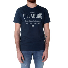 Remera M/c Billabong New Favour Tee Blue Men