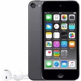 Ipod Touch 32 Gb Gris Espacial Mkj02lz/a