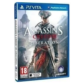 Assassins Creed Iii 3 Liberation Ps Vita Psvita - Lacrado