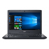 Laptop Acer Tmp249-m-35st - Intel Core I3, 4 Gb, 500 Gb, 14