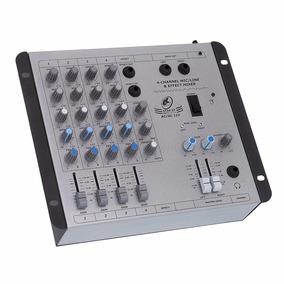 Mesa De Som Mixer Star Ll Audio Star 4 12v Ef (127/220v/12v)