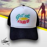 Boné Get Up Stand Up