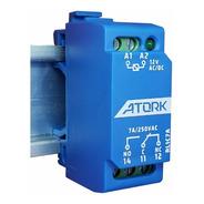 Relé Interface Acoplador Atork 12v Ac/dc