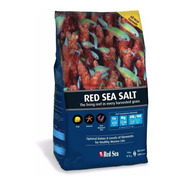 Sal Marinho Red Sea 2kg Reef Saco Faz 60l