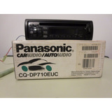 Panasonic Cq-dp710, Stereo Reprod Cd´s, Frente Desmontab