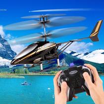 Mini Helicoptero Controle Remoto Sky 2 Canais