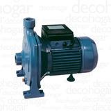 Bomba Centrifuga De Agua Gamma Motor 2 Hp Trifásica