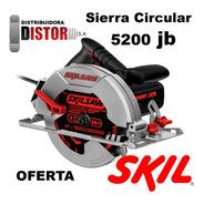 Sierra Circular Madera Skil 5200 1200 Watts Mano Cuotas