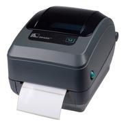 Impresora Etiquetas Código Barras Zebra Gk420 Con Placa Red