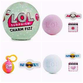 Pack X3 Lol Surprise Charm Fizz Serie 2 - Original!!!