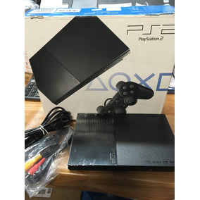 Playstation 2 Novo Destravado Somente Aparelho E Cabos