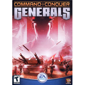Command Conquer Generals Jogo Para Pc Original - Games no Mercado ... 340137386b