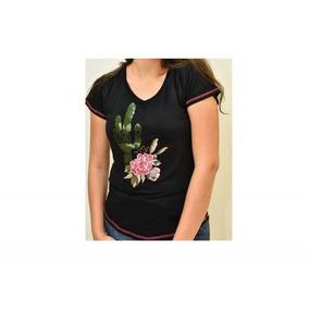 Blusa Feminina Pactus - Camisetas e Blusas no Mercado Livre Brasil 0b76c4463af6b