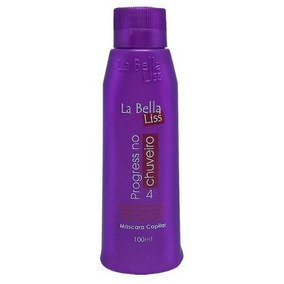 La Bella Liss Escova Progressiva No Chuveiro 100ml